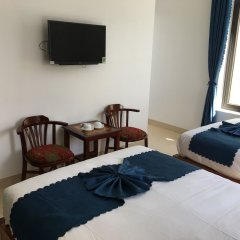 Отель An Bang Scent Beach Homestay Хойан удобства в номере