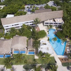 Le Reve Hotel & Spa Плая-дель-Кармен бассейн фото 2
