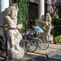 Отель Nikko Bali Benoa Beach Индонезия, Бали - отзывы, цены и фото номеров - забронировать отель Nikko Bali Benoa Beach онлайн спортивное сооружение
