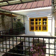 Отель 3 Rooms by Pauline Непал, Катманду - отзывы, цены и фото номеров - забронировать отель 3 Rooms by Pauline онлайн балкон