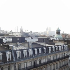 Hotel Le Plaza Brussels балкон