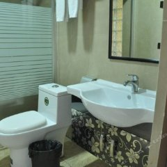 Апартаменты Jingying Apartment ванная фото 2