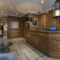 Отель Dauphine Saint Germain Hotel Франция, Париж - отзывы, цены и фото номеров - забронировать отель Dauphine Saint Germain Hotel онлайн интерьер отеля фото 2