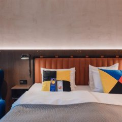 Radisson Blu Seaside Hotel, Helsinki сейф в номере