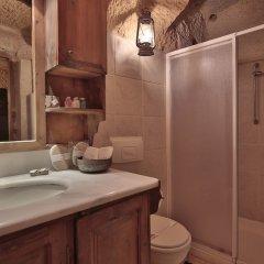 Urgup Evi Cave Hotel Турция, Ургуп - отзывы, цены и фото номеров - забронировать отель Urgup Evi Cave Hotel онлайн ванная