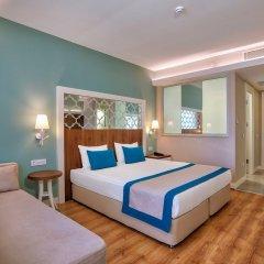 Отель Side Crown Sunshine Сиде комната для гостей фото 3
