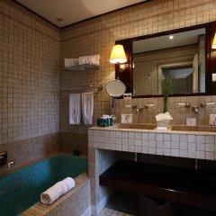 Отель Hôtel Saint Amour La Tartane ванная