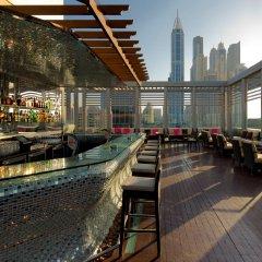 Radisson Blu Hotel, Dubai Media City гостиничный бар