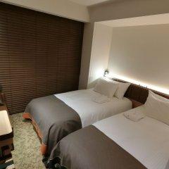 Отель Nest Hotel Tokyo Hanzomon Япония, Токио - отзывы, цены и фото номеров - забронировать отель Nest Hotel Tokyo Hanzomon онлайн комната для гостей фото 2