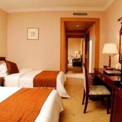 Отель Fengzhan Hotel - Beijing Китай, Пекин - отзывы, цены и фото номеров - забронировать отель Fengzhan Hotel - Beijing онлайн комната для гостей фото 2