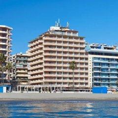 La Jabega Hotel пляж