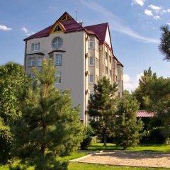 Отель Силк Роуд Лодж Бишкек парковка