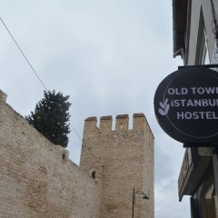 Old Town Istanbul Hostel Турция, Стамбул - отзывы, цены и фото номеров - забронировать отель Old Town Istanbul Hostel онлайн вид на фасад фото 5