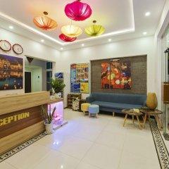 Отель Golden Palm Villa Вьетнам, Хойан - отзывы, цены и фото номеров - забронировать отель Golden Palm Villa онлайн интерьер отеля фото 3