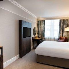 Отель Hilton Edinburgh Carlton комната для гостей фото 9