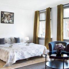 Отель Villa Armonia Guest Rooms Дания, Копенгаген - отзывы, цены и фото номеров - забронировать отель Villa Armonia Guest Rooms онлайн комната для гостей фото 2