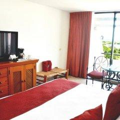 Отель Oasis Cancun Lite удобства в номере