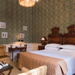Отель Helvetia & Bristol Firenze Starhotels Collezione Флоренция комната для гостей фото 4