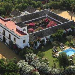 Отель Hacienda de San Rafael