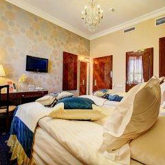 Бутик-Отель Золотой Треугольник 4* Стандартный номер с 2 отдельными кроватями фото 4