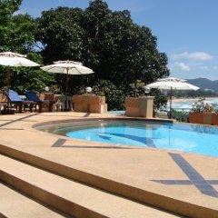 Отель Baan Karon Hill Phuket Resort с домашними животными