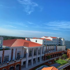 Апартаменты The Pearl Hoi An, a Festa Apartments балкон