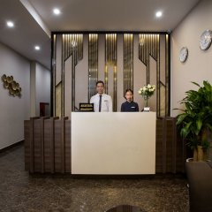 Hanoi L'heritage Diamond Hotel & Spa интерьер отеля фото 2