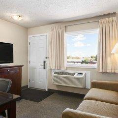 Отель Thriftlodge Saskatoon комната для гостей фото 5