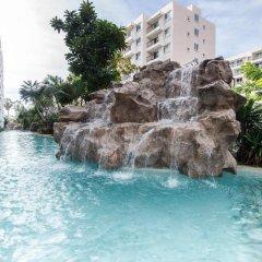 Отель Amazon Condo & Water Park Pattaya Паттайя бассейн фото 2
