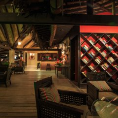Отель Musket Cove Island Resort & Marina гостиничный бар