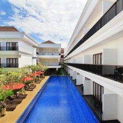 Grand Palace Hotel Sanur - Bali балкон