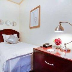 Отель Park 79 США, Нью-Йорк - отзывы, цены и фото номеров - забронировать отель Park 79 онлайн комната для гостей фото 2