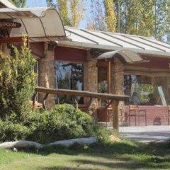 Отель Cabañas Y Suites Villa Bonita Вейнтисинко де Майо фото 11