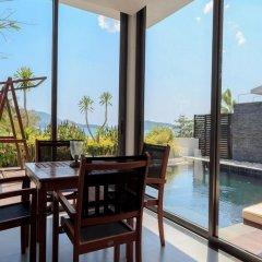 Отель IndoChine Resort & Villas балкон