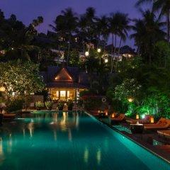 Отель Ayara Hilltops Boutique Resort And Spa Пхукет бассейн фото 2