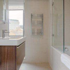 Апартаменты Charming 2 Bedroom Apartment Next to Maltby Market ванная