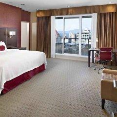 Отель Residence Inn by Marriott Vancouver Downtown Канада, Ванкувер - отзывы, цены и фото номеров - забронировать отель Residence Inn by Marriott Vancouver Downtown онлайн комната для гостей фото 2