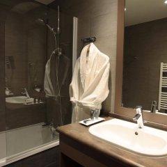 Отель Le Chalet du Mont Vallon Spa Resort ванная