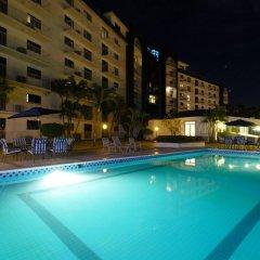 Oceanview Hotel & Residences бассейн
