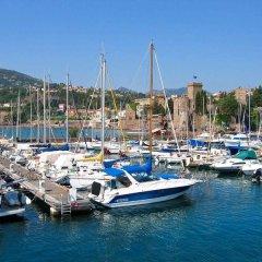 Отель Novotel Suites Cannes Centre Франция, Канны - 10 отзывов об отеле, цены и фото номеров - забронировать отель Novotel Suites Cannes Centre онлайн приотельная территория фото 2