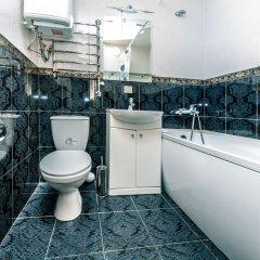 Отель Lesi Ukrainky Boulevard Киев ванная фото 2