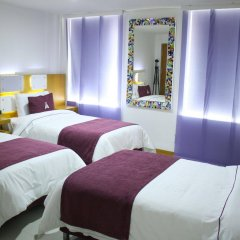 Hotel San Antonio Plaza комната для гостей