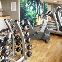 Отель Scandic Backadal фитнесс-зал