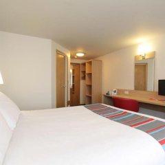 Отель Travelodge Manchester Piccadilly 3* Стандартный номер с различными типами кроватей фото 2
