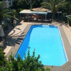 Отель Danae Hotel Греция, Эгина - отзывы, цены и фото номеров - забронировать отель Danae Hotel онлайн бассейн фото 3