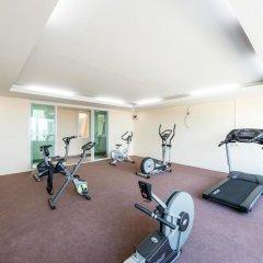 Отель Delight Residence Pattaya фитнесс-зал фото 2