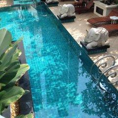 Отель Gardengrove Suites Таиланд, Бангкок - отзывы, цены и фото номеров - забронировать отель Gardengrove Suites онлайн бассейн