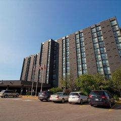 Отель Edward Hotel North York Канада, Торонто - отзывы, цены и фото номеров - забронировать отель Edward Hotel North York онлайн парковка