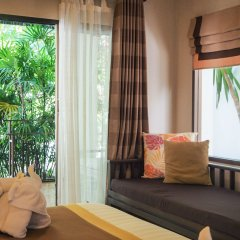 Отель Sarikantang Resort And Spa комната для гостей фото 5