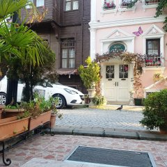 Ocean's 7 Hotel парковка